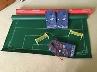 Subbuteo set, barely used, great condition