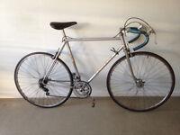 Peugeot Super Sport vintage road racing bike