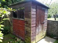Garden Shed 5' x 7'
