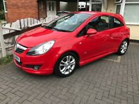 Corsa 1.2 sxi 1 FORMER LADY OWNER! Ideal first car! Not Clio 206