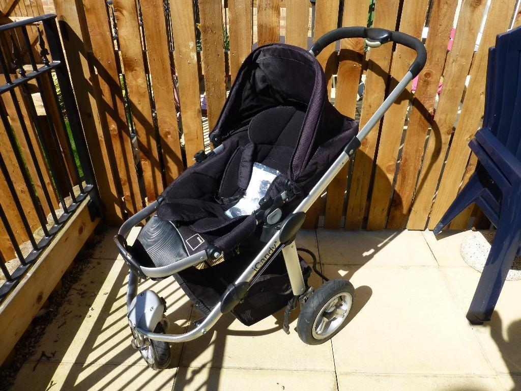 icandy apple carrycot instructions