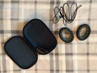 Bose Noise cancelling headphones case/cable/ear cushions only (QC25)
