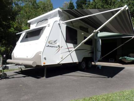 Jayco Sterling 2008 Pop Top Toilet/Shower with 12 Months Rego Nunderi Tweed Heads Area Preview