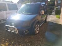 ford transit connect with extras