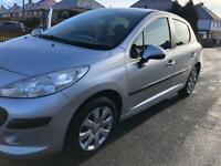 Peugeot 207 1.4 petrol5 door