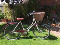 Gorgeous Pashley Sonnett Bliss classic ladies bicycle