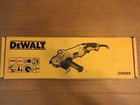 Dewalt 125mm Grinder 110V, Brand New in Box