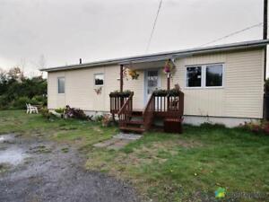 88 000$ - Maison mobile à vendre à Métis-Sur-Mer