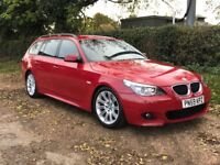 Bmw 5 Series e61 520d sport 2009/59 Automatic Individual