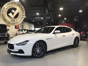 2015 Maserati Ghibli SQ4 FULLY LOADED!!!