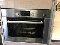 Ex Display Bosch Steam Oven