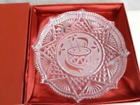 Waterford crystal dishes christmas