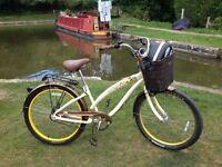 Nirve cruiser bicycle