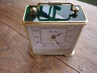Mantle Battery Clock