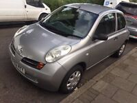 NISSAN MICRA 1.2 S AUTOMATIC EXCELLENT CONDITION LOW MILEAGE FSH NEW TYRES NEW MOT HPI CLEAR