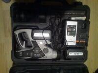 Panasonic 28.8V SDS cordless drill Lio-on
