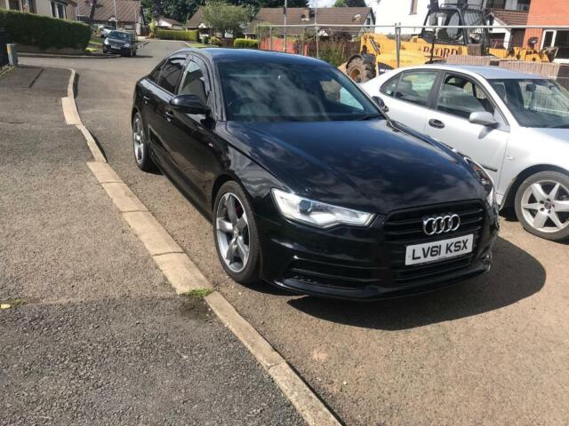 Audi A6 C7 2011 2 0 S-Line Black edition   in Randalstown, County Antrim    Gumtree