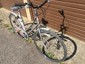 Raleigh Ladies Town Bike. Lovely Condition. Fully Serviced, Free D-Lock, Lights, Delivery. Warranty