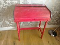 Vintage Childs School Desk £30