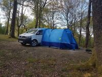 campervan awning only one year old used twice