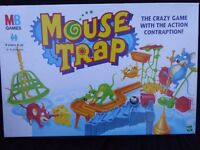 Vintage Mouse Trap 1999 Version by MB Games