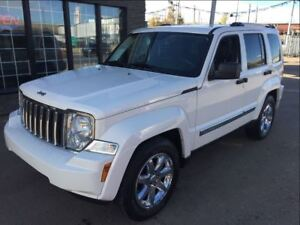 2009 Jeep Liberty Limited Edition 4WD 108K!