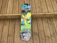 Bart Simpson Skateboard