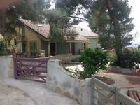 Beautiful quiet location in Andalucia. Bed,breakfast & evening meal