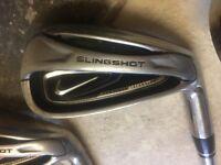 Nike slingshot golf clubs