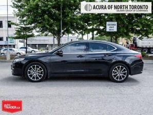 2015 Acura TLX 3.5L SH-AWD w/Tech Pkg No Accident| 7yrs Warranty