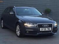 Audi A4 2.0 TDI AVANT AUTOMATIC HPI CLEAR
