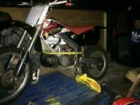 Cr 250 2 stroke Bike