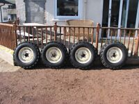 TYRES FOR LANDROVER