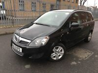 Uber Ready PCO Car/Minicab For Sale,2012 Vauxhall Zafira 1.6 Petrol 7 Seater Pco Car/Minicab 4 Sale