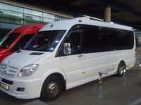 30%Off cheep minibus hire with driver for any occasion call Gill 07812701482 any time