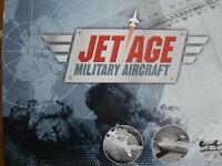 Jet Age Military Air Craft