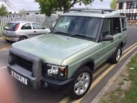 Discovery 2, 7 seater, Air condition, good condition inside out, 12 month MOT.