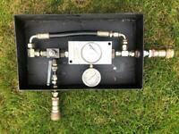 Hydraulic Pressure/Flow Tester