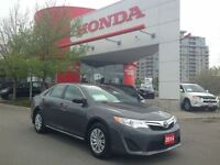 2014 Toyota Camry LE ***Below 50,000 KMS***