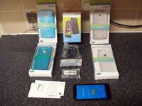 Alcatel U5 3G Mobile Phone, Black, Unlocked, Accessories