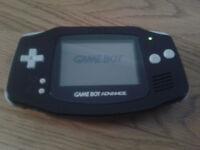 Nintendo GameBoy Advance & Games