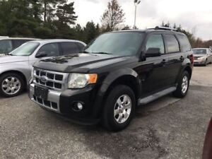 2010 Ford Escape Limited / - CERTIFY YOURSELF $ SAVE $$$$$