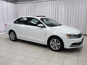 2015 Volkswagen Jetta VW CERTIFIED! Trendline Plus! Sunroof, Key