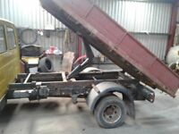 LDV tipping body / unit / box - Suit Ford transit ect