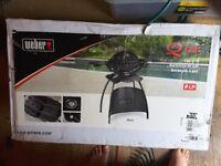 Brand new webber q1200 bbq