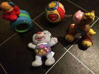 Children's toys