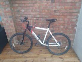 Mountain bike 20 inch frame