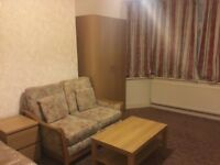 One large double room for single professional