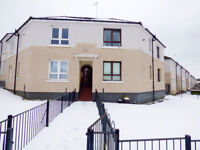 Two Bedroom, unfurnished, ground floor apartment - available now!