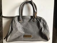 Marc by Marc Jacobs Handbag - grey leather